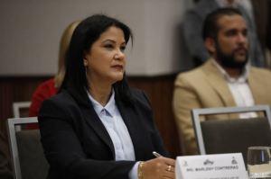 Marleny Contreras, el cambio en el Ministerio de Obras Públicas que no le gustó a Diosdado