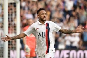 Neymar da la victoria al PSG en su regreso al Parque de los Príncipes