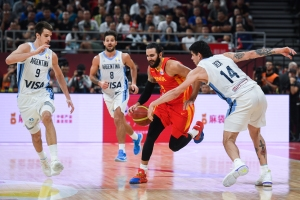 España vence a Argentina 95-75 en la final y se consagra campeón del mundo de baloncesto