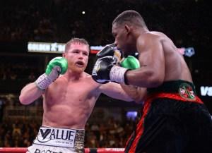 "El boxeador ""Canelo"" Álvarez enfrentará a ruso Kovalev por título semicompleto"