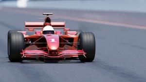 ¡A máxima velocidad! Ferrari de Fórmula 1 asustó a conductores en República Checa (Video)