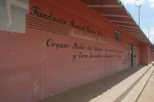 Se desploma sede de Fundamusical Bolívar ante indolencia de las autoridades (Fotos)