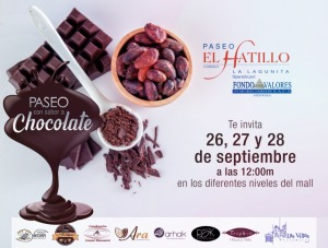 Chocolate con sello venezolano toma los espacios  de Paseo El Hatillo La Lagunita