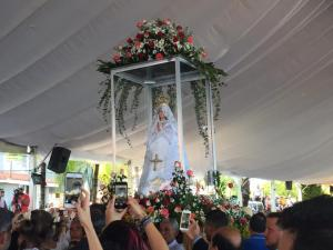 En FOTOS: Así celebra Anzoátegui un nuevo aniversario de la coronación de la Virgen del Valle #8Sep