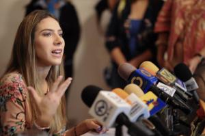 Fabiana Rosales repudió el lamentable asesinato de niña en Nueva Esparta (Comunicado)