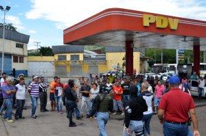 Régimen interviene estación de gasolina en Táchira por cobrar en moneda extranjera
