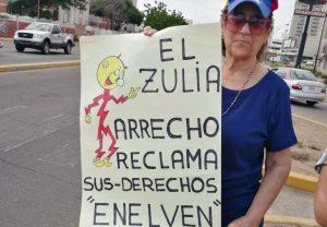 Elimar Díaz: No hay voluntad en el régimen usurpador para resolver crisis eléctrica en Zulia