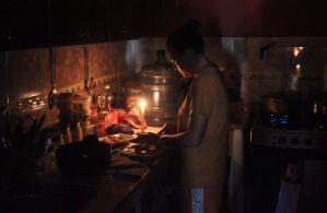 Reportan que varios sectores de El Paraíso se encuentran sin luz #19Oct