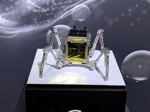 Pequeña sonda exploradora que camina será enviada a la Luna