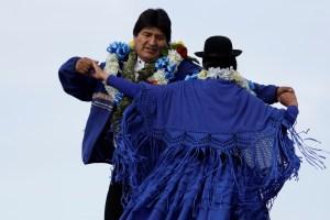 Evo Morales llama a la participación pacífica en los comicios presidenciales