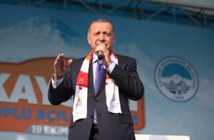 Erdogan dice que Turquía reanudará ofensiva en Siria si tregua fracasa
