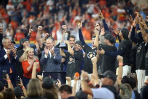 José Altuve se llevó el MVP de la Serie de Campeonato de la Liga Americana (VIDEO)