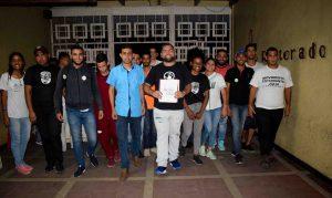 La Unidad inscribe a sus candidatos a las elecciones de LUZ
