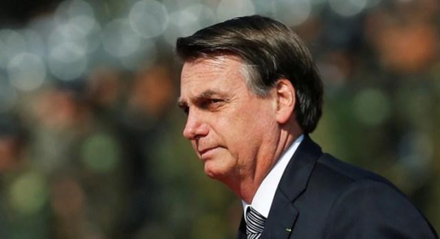Jair Bolsonaro, presidente de Brasil. Imagen cortesía