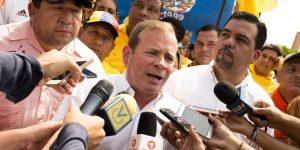 Juan Pablo Guanipa: Se debe ejercer presión para lograr un cronograma electoral que incluya la presidencia (VIDEO)