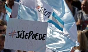 Macri busca un golpe de efecto con un acto masivo a ocho días de las elecciones