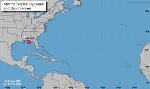 Néstor se convierte en un ciclón postropical frente al noroeste de Florida