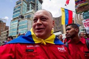 """Un Diosdado cínico no descarta que la """"revolución"""" esté detrás de las protestas en Latinoamérica"""