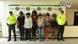 Desmantelada banda que drogaba a menores de edad, los disfrazaban de niñas y les obligaban a prostituirse