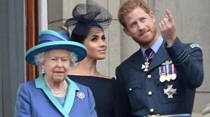 Meghan y Harry se mantienen en contacto con Isabel II por correo electrónico, según la prensa británica