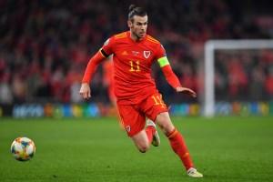 Cómo hacer que te despidan nivel: Gareth Bale (LA FOTO)