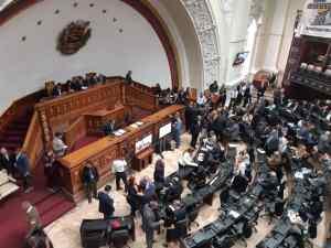 Este es el orden del día de la Asamblea Nacional del martes #22Sep