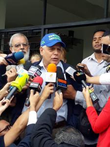 Enrique Mendoza: Si al problema electoral, le damos solución en Unidad los podemos derrotar
