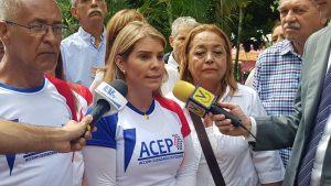 Griselda Reyes: Negarse a participar en las elecciones parlamentarias no solucionará el conflicto político