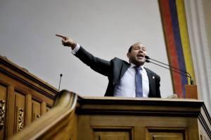 Marco Aurelio Quiñones condenó al régimen por el secuestro del diputado Gilberto Sojo