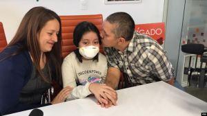 Pequeña youtuber venezolana con trasplante pide ayuda