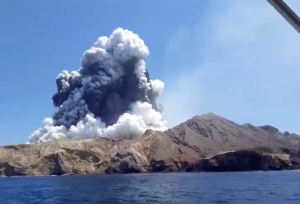 Recuperados seis cuerpos en el volcán de Nueva Zelanda