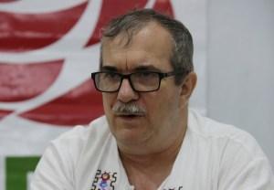 Timochenko propone cambiar el nombre del Partido Farc