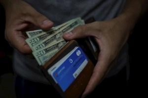 Esta es la tasa para las mesas de cambio #23Ene (+promedio)