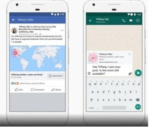 """WhatsApp sumó la función """"respuesta ante emergencias"""""""