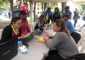 Inició operativo para que venezolanos en Colombia accedan a documentos emitidos por la Presidencia (e)