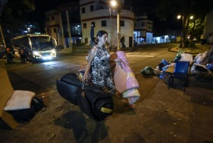 El cinismo de Maduro le da la bienvenida a los migrantes que habían huido de su régimen