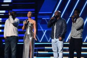 ¡Para llorar! El emotivo homenaje a Kobe Bryant en los premios Grammy 2020 (VIDEO)
