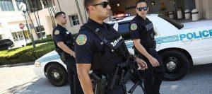 La policía detiene a 4 sospechosos después de disparar por la tarde en Miami