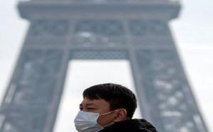 París anuló la celebración del Año Nuevo chino por el coronavirus