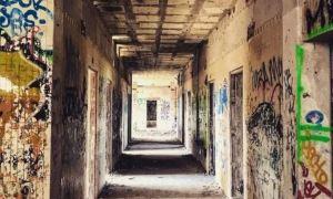 Rituales satánicos, fiestas, rapel y otras cosas que ocurren en un hospital abandonado de México