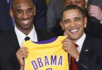 Obama expresó sus condolencias a la familia Bryant: Kobe era una leyenda en la cancha