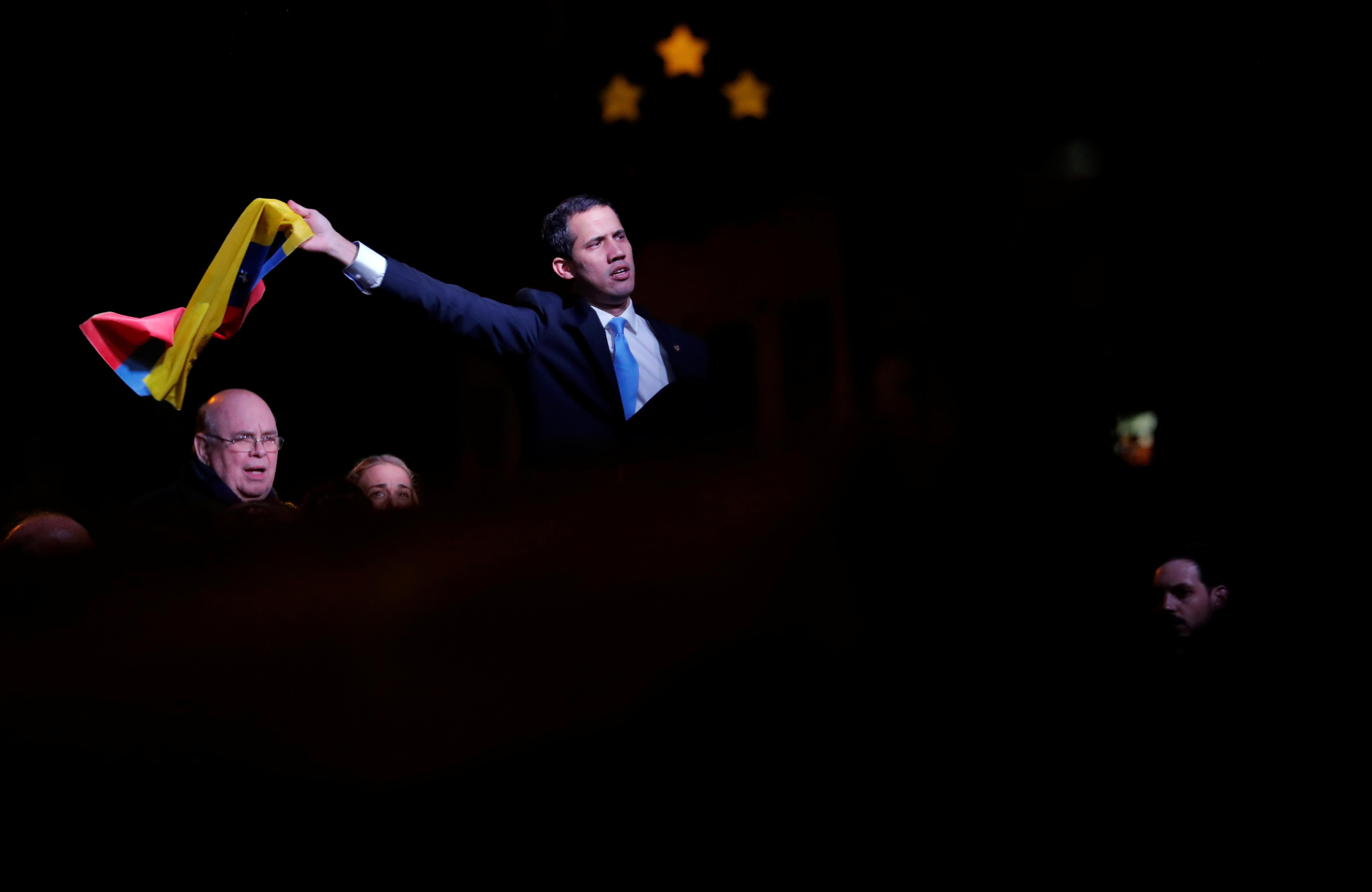 Guaidó recorre en una semana parte del mundo concretando acciones por la libertad de Venezuela