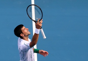 Djokovic y Federer se meten en cuartos de final en Abierto de Australia