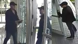 Un ladrón de bancos de Miami-Dade arrestado en Detroit