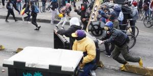 ¡Se acabó la guachafita! En Colombia mantienen operativo secreto para la captura de generadores de violencia en marchas