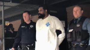 Sospechoso de matar a dos personas en Alhambra se entrega a la policía
