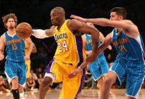 """""""Todavía no lo creo"""": El mensaje de Greivis Vásquez para su ídolo Kobe Bryant (FOTOS)"""