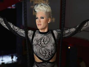 P!nk se une a la línea de figuras de cera en Madame Tussauds Orlando