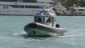 La seguridad se intensificó en las aguas del sur de Florida antes del Super Bowl LIV