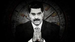 Desesperación y aislamiento: Maduro, la cuenta regresiva